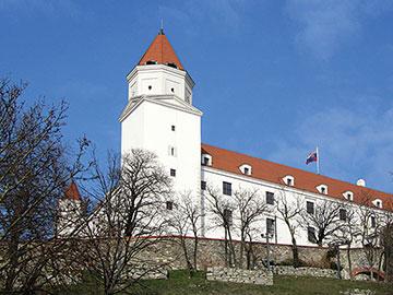 Podróże z anteną - weekend w Bratysławie