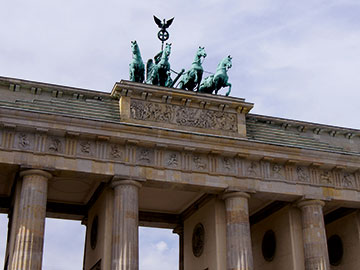Podróże z anteną - Berlin