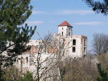 """Zamek Tenczyn w Rudnie, czyli """"mały Wawel"""" [wideo]"""