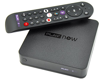 Test TV Box dla Play Now TV