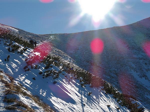 Tatry Zachodnie - Ornak Siwa Przełęcz
