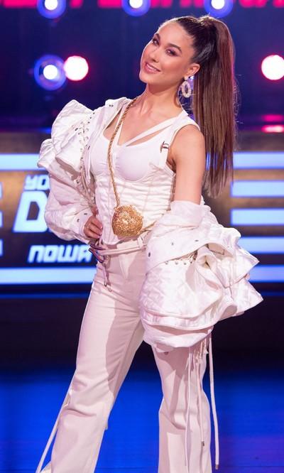"""Ida Nowakowska-Herndon w programie """"You Can Dance - nowa generacja"""", foto: TVP"""